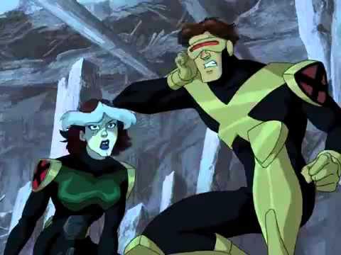 X Men Evolution Vampira Absorve Jean Youtube