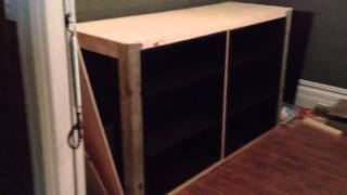Saltwater Tank Stand Build Part 2 By Fbr..