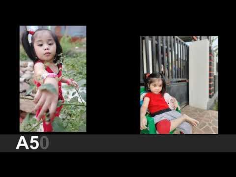 Fokus Live Kamera Samsung A50 Vs Samsung M20