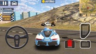 Police Car Driving Speed Car Challenge Android Gameplay