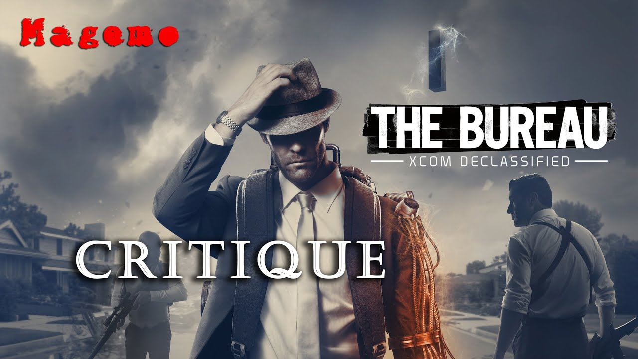 The bureau xcom declassified critique youtube for Bureau xcom declassified