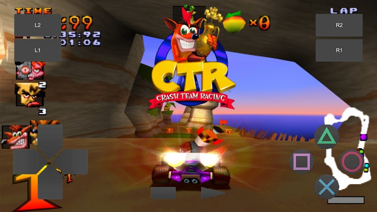 download crash team racing android apk