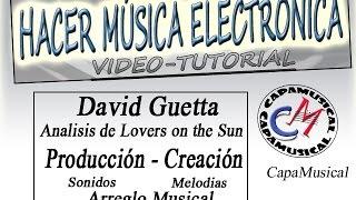 MUSICA ELECTRONICA como hacer tu pista electronica