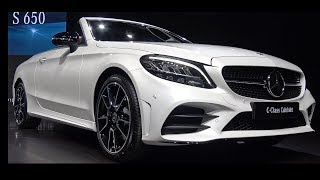 2019 Mercedes C43 AMG Cabriolet | INSIDE OUT | 2018 NYIAS