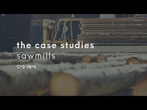 the case studies: sawmills
