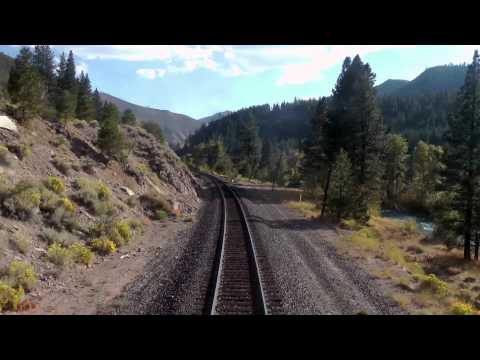 California Zephyr Mountain Views