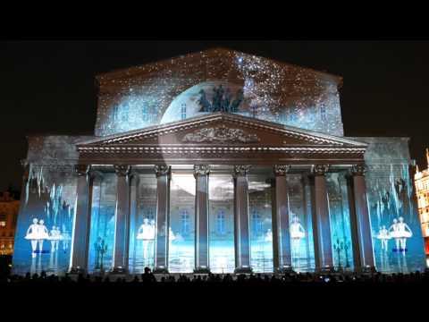История фасадов Большого театра