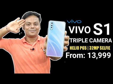 Vivo S1 Unlock Your Style | Vivo S1 Confirmed Specs, India Launch Date & India Price |