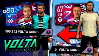 How To Start FIFA 20 VOLTA! Unlock 90 Overall and Coins!! (FAST AND QUICK)