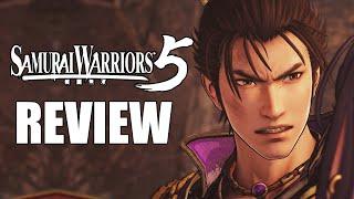 Samurai Warriors 5 Review - The Final Verdict (Video Game Video Review)