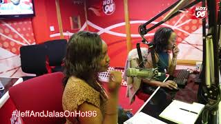 Jeff and Jalas to host Muhoho Kenyatta on Hot 96!!