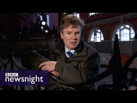 Brexit and the Good Friday Agreement - BBC Newsnight
