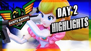 Saints Gaming Live 2018 Day 2 Highlight!! - SMASH 4