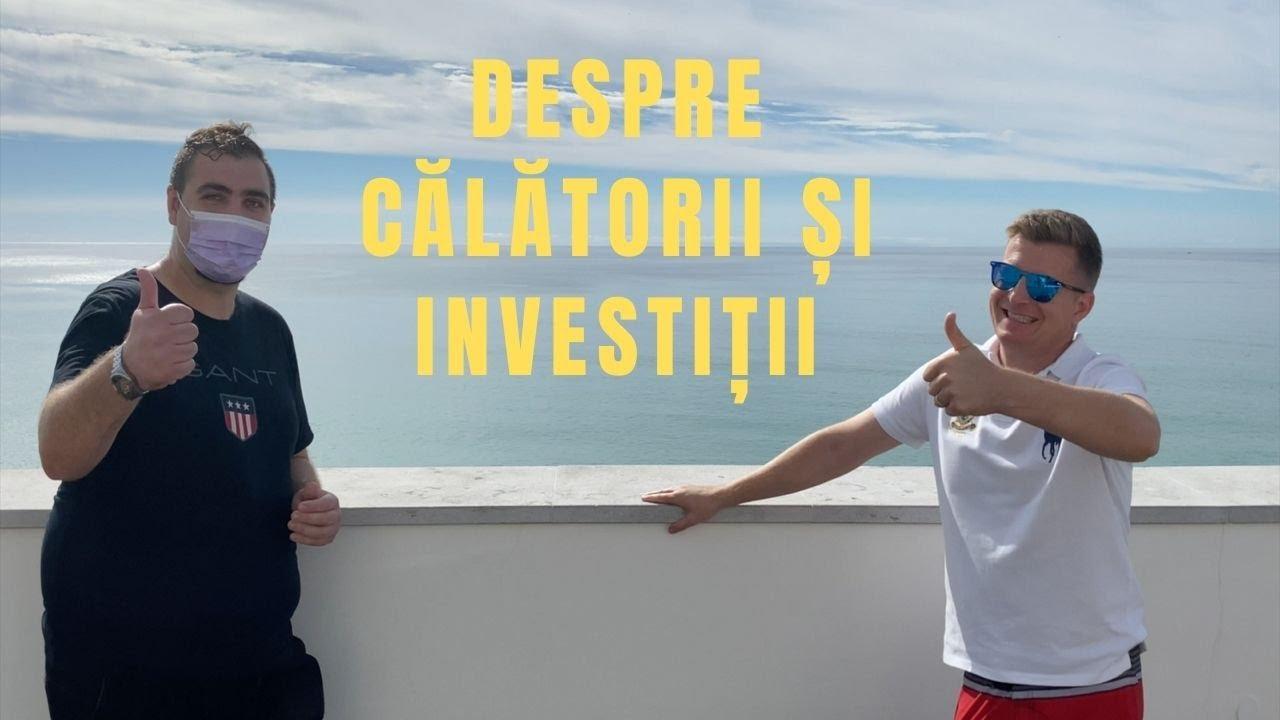 LORAND SOARES SZASZ - Despre călătorii și investiții!
