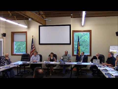 East Dundee, IL Regular Village Board Meeting - May 21, 2018