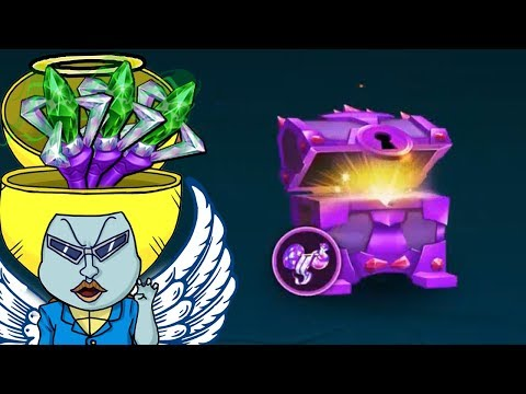 ABRO COFRE RELIQUIA de DIAMANTE - ROAD TO CAYADO DE ATLANTIIIIIIIIIIIIIIIIIS - Monster Legends