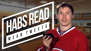 Habs Read Mean Tweets #3