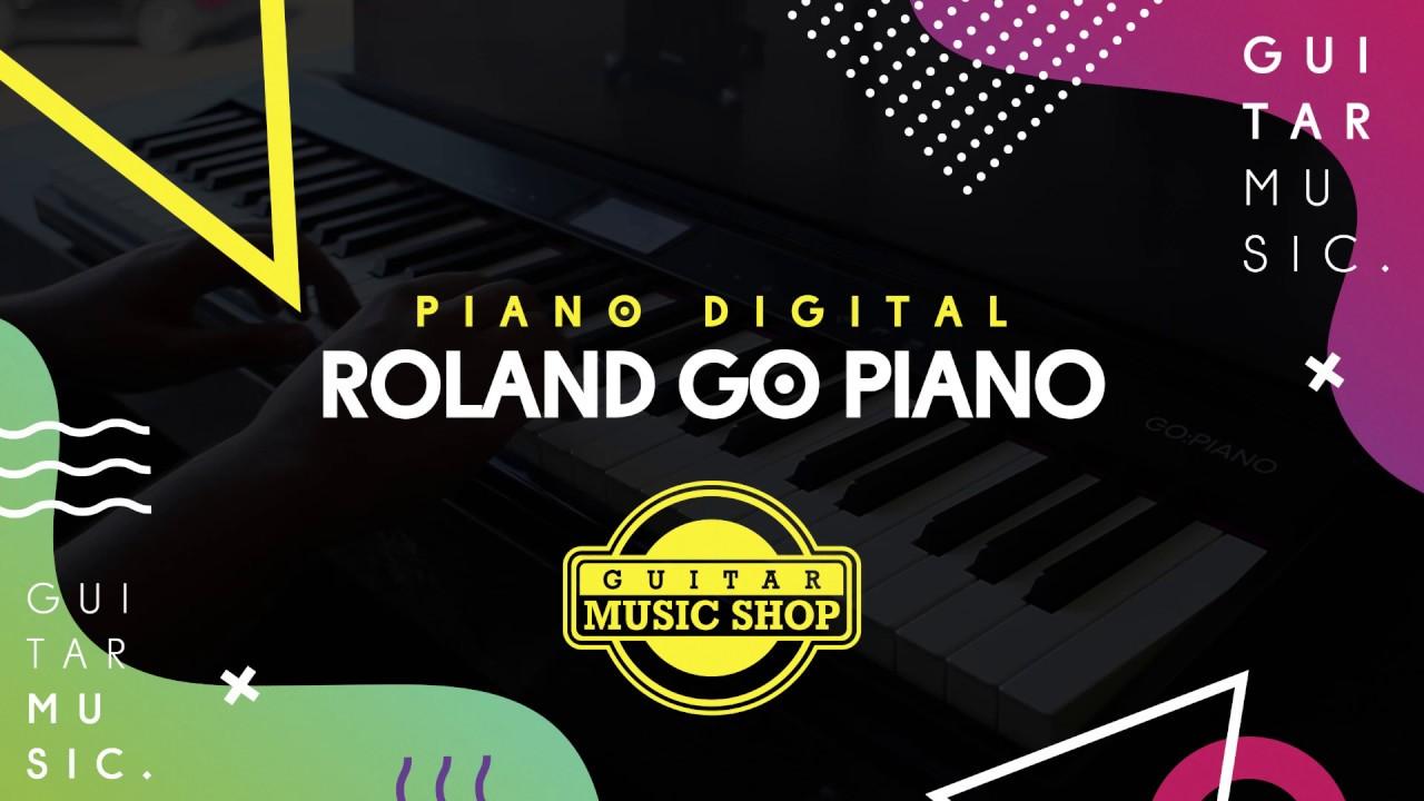 Roland Go: Piano - Guitar Music Shop