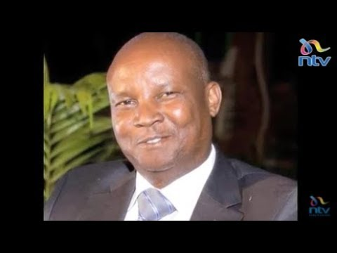EACC report shows massive looting under Kinuthia Mbugua's government
