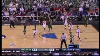 Michigan State vs Louisville - 2009 Elite Eight