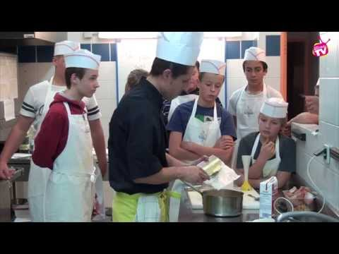 Atelier Paul Bocuse Soupe de potimarron