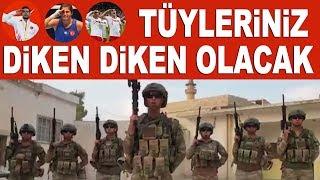Mehmetçik'ten Asker Selamı Veren Milli Sporculara Mesaj!