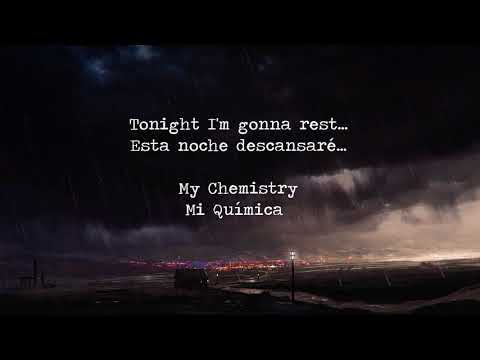 Interpol - Rest My Chemistry   //Español & Lyrics\\  (Sonido 3D)