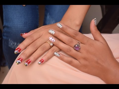 Nail art tutorial for beginners in hindi by payal singh youtube nail art tutorial for beginners in hindi by payal singh prinsesfo Choice Image