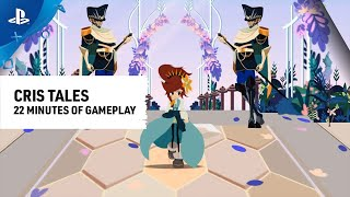 Cris Tales - Gameplay Spotlight   PS4