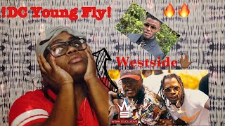 "Dc Young Fly Ft Snap dog ""Westside "" music video ""Reaction """