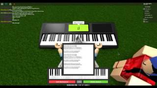 DEMONS AGAIN!!!!! | Roblox | Piano Keyboard v1.1
