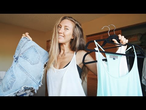 WHAT'S IN MY CLOSET | Conscious Purchases