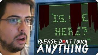 Video de ¿ELLA ESTA AQUI? | Please, Don?t Touch Anything 3D #4