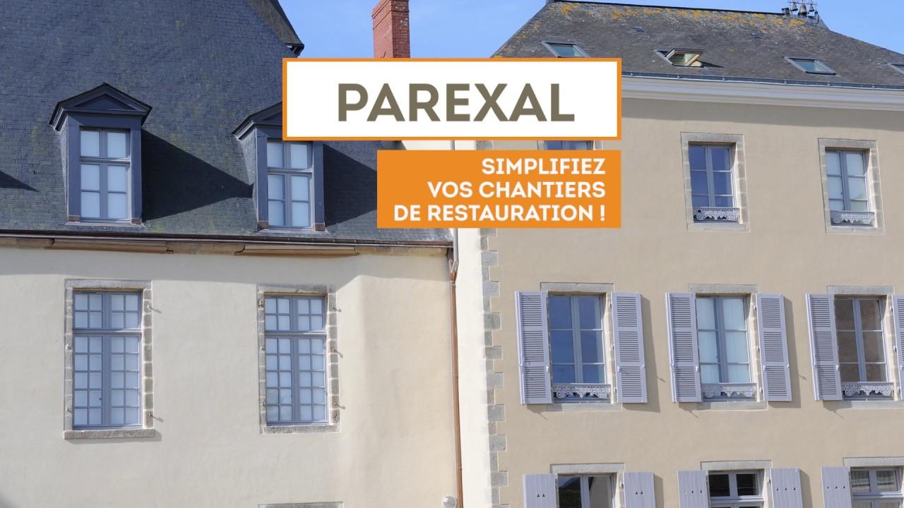 Enduit De Restauration à La Chaux Parexal Parexlanko