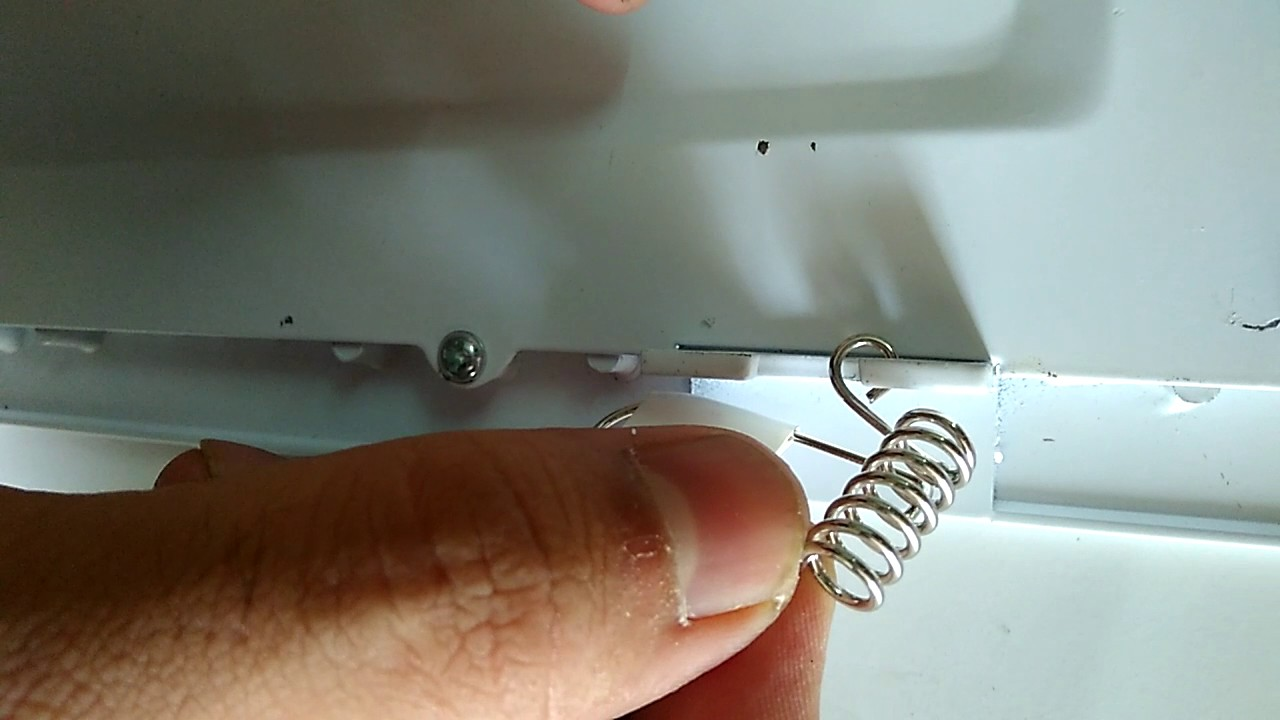 How To Install Led Panel Light Spring Youtube Wiring A Bulb Fitting