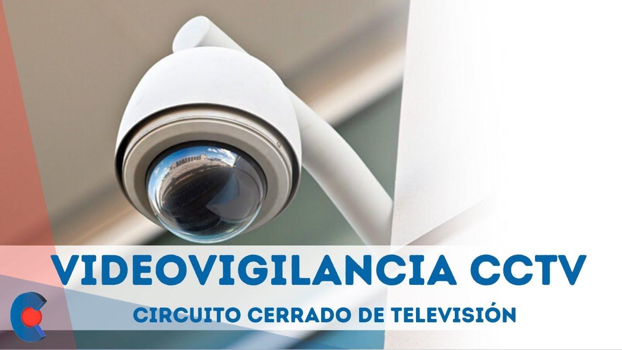 Circuito Cerrado : Circuito cerrado de televisión cctv youtube