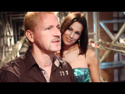Jeff & Karen Jarrett Backstage Interview