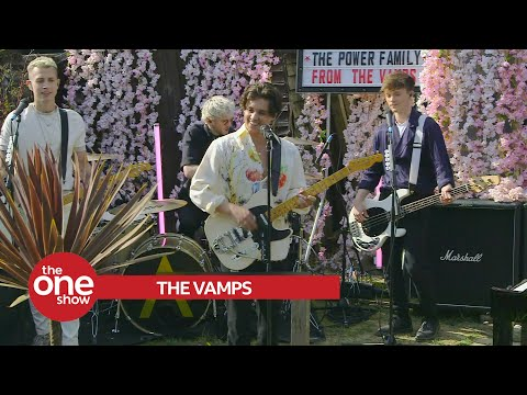 The Vamps - Can We Dance (Live on The One Show)