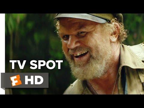 Kong: Skull Island TV SPOT - Breath (2017) - John C. Riley Movie