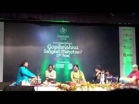 Pt.Rupak Kulkarni,Pt.Farooq Latif,Pt.Kailash Patra,Ptraj Deo, Vidwan Shankar Narayan