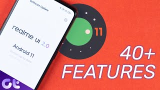 Everything New in Realme UI 2.0 | 40+ Features | Guiding Tech