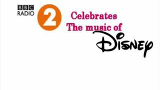 Ashley Brown - A change in Me (BBC radio 2 Celebrates the music of Disney)