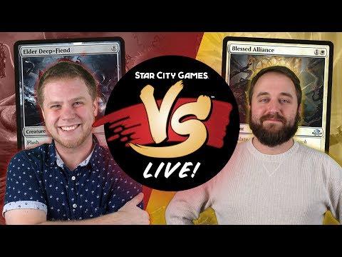 VS Live!   Izzet Emerge VS Azorius Control   Pioneer   Match 2