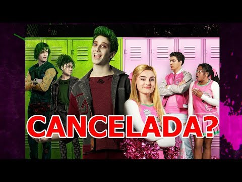 Zombies - Série cancelada ft. Disney Séries BR