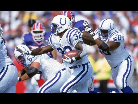 Edgerrin James 1999 Rookie Highlights