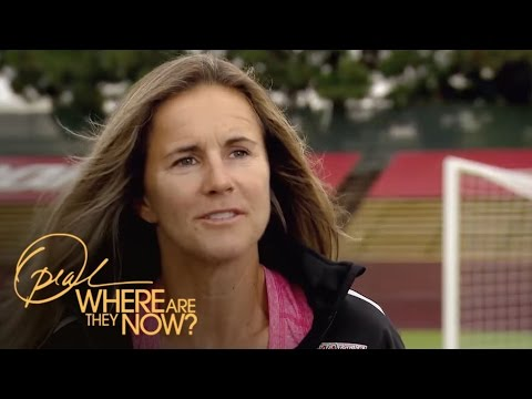 Extended: Soccer Star Brandi Chastain Never Sold Her Iconic Sports Bra | Where Are They Now | OWN