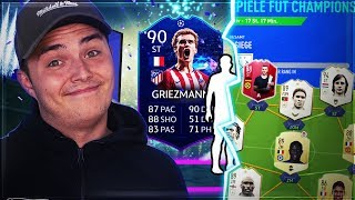 FIFA 19:  ICON & CL SPIELER PACK OPENING + WEEKEND LEAGUE NO RAGE (wie immer)