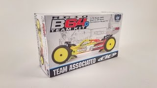 first look team associated rc10 b64d 4wd 1 10 electric buggy