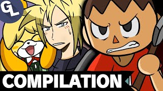 Super Smash Bros. Ultimate Comic Dub Compilation 9 - GabaLeth