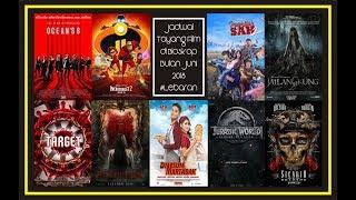 Video Jadwal Tayang Film Di Bioskop Kesayangan Anda Bulan Juni 2018 [Lebaran] (XXI,21,Cinemaxx,dll) download MP3, 3GP, MP4, WEBM, AVI, FLV Agustus 2018